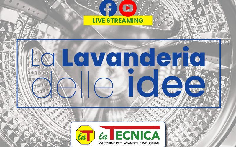 """Ripartiamo Insieme: Nasce """"La Lavanderia Delle Idee"""""""